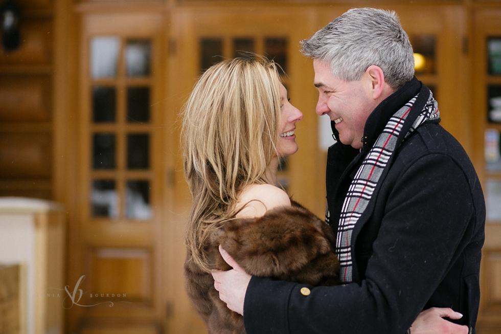 Un mariage d'hiver  | Photographies par Sonia Bourdon photographe