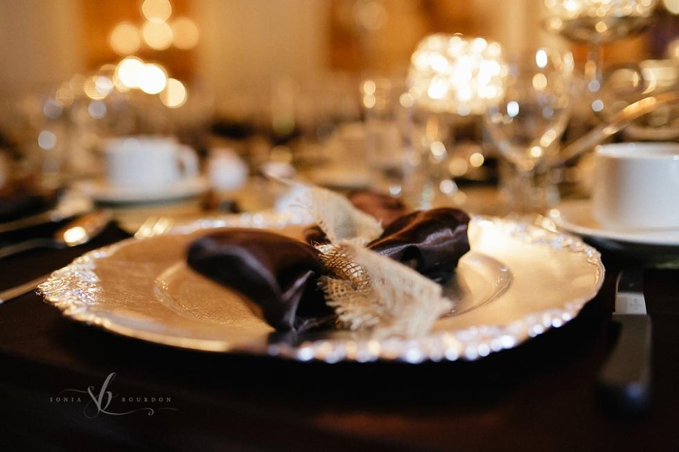 Réception mariage | Photographies par Sonia Bourdon photographe