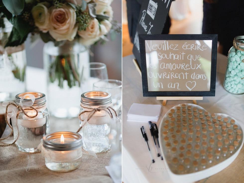 Mariage au pavillon de la jamaique | Décoration salle de réception