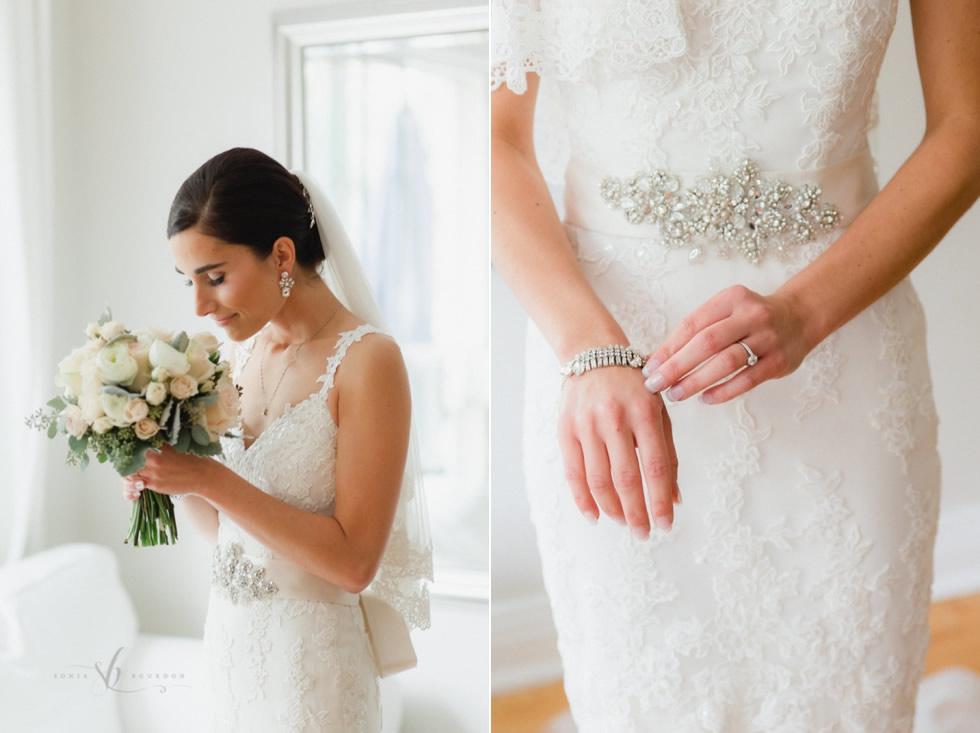 mariage au pavillon de la jamaique | la mariee