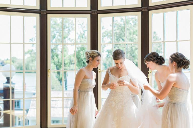 mariage chic et classique