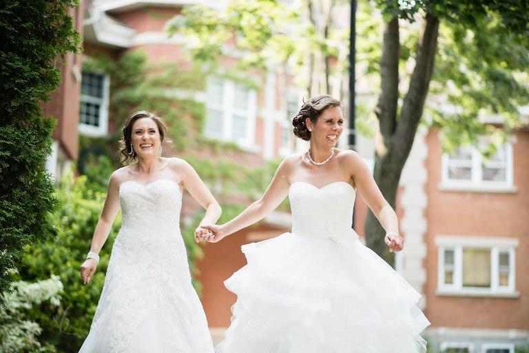 mariage lesbiens